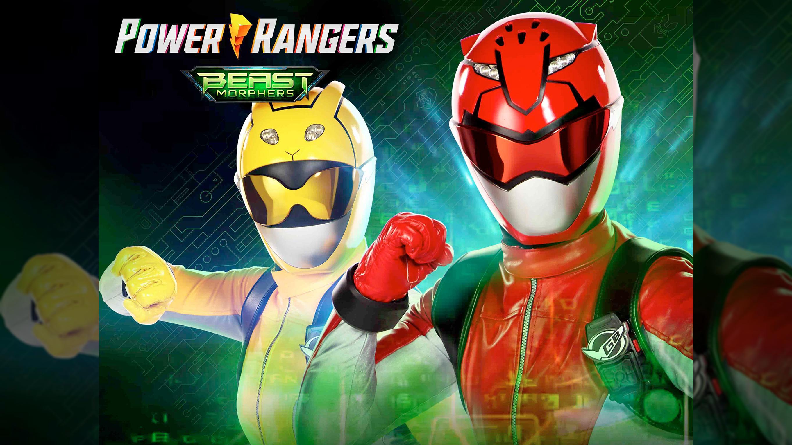 Stream And Watch Power Rangers Beast Morphers Online   Sling TV