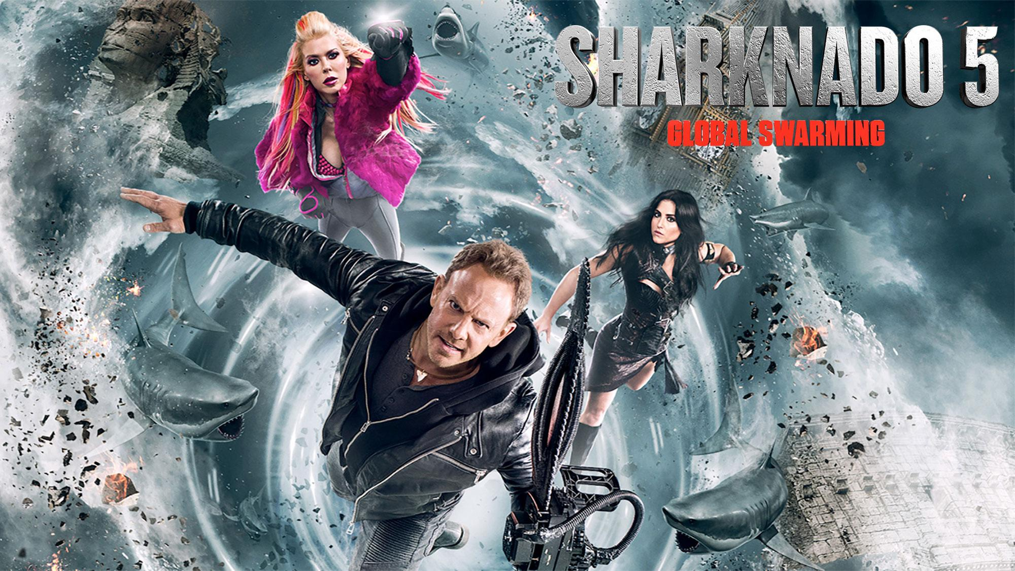 Sharknado 5 Stream