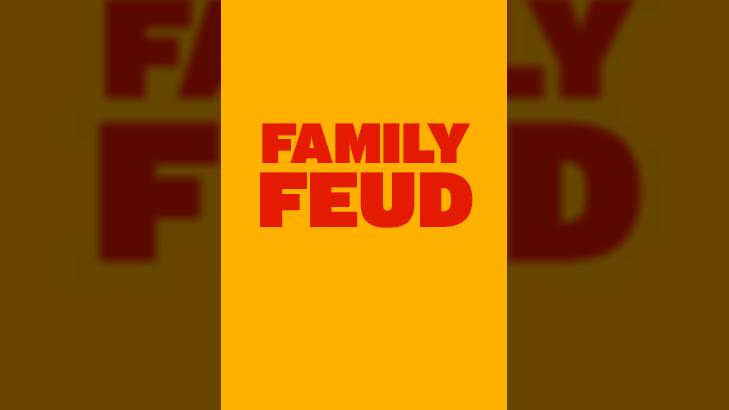 Stream And Watch Family Feud Online | Sling TV
