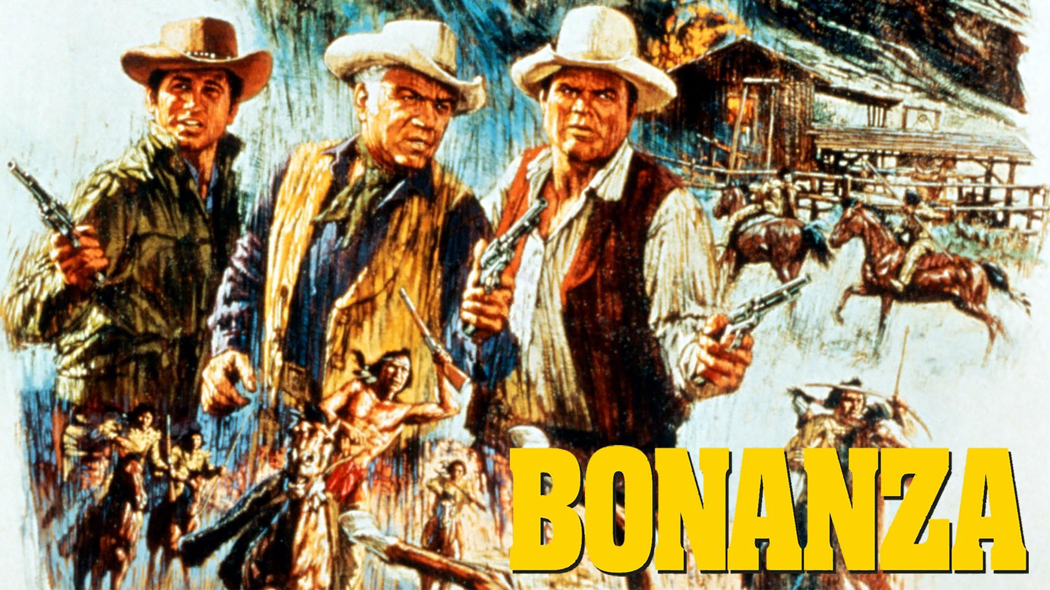 ce8cd69a0506 Stream And Watch Bonanza Online   Sling TV