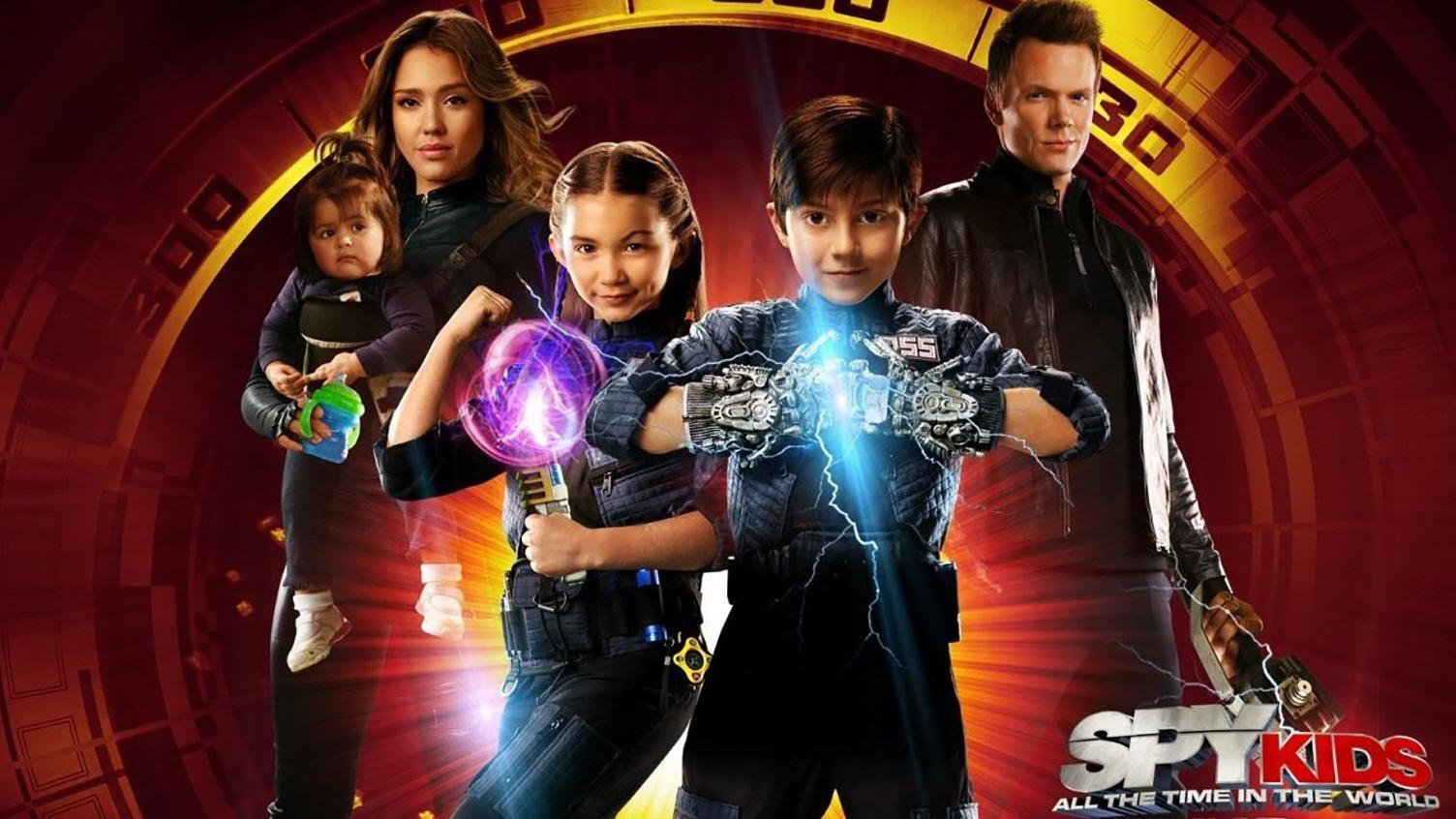 Spy Kids Stream