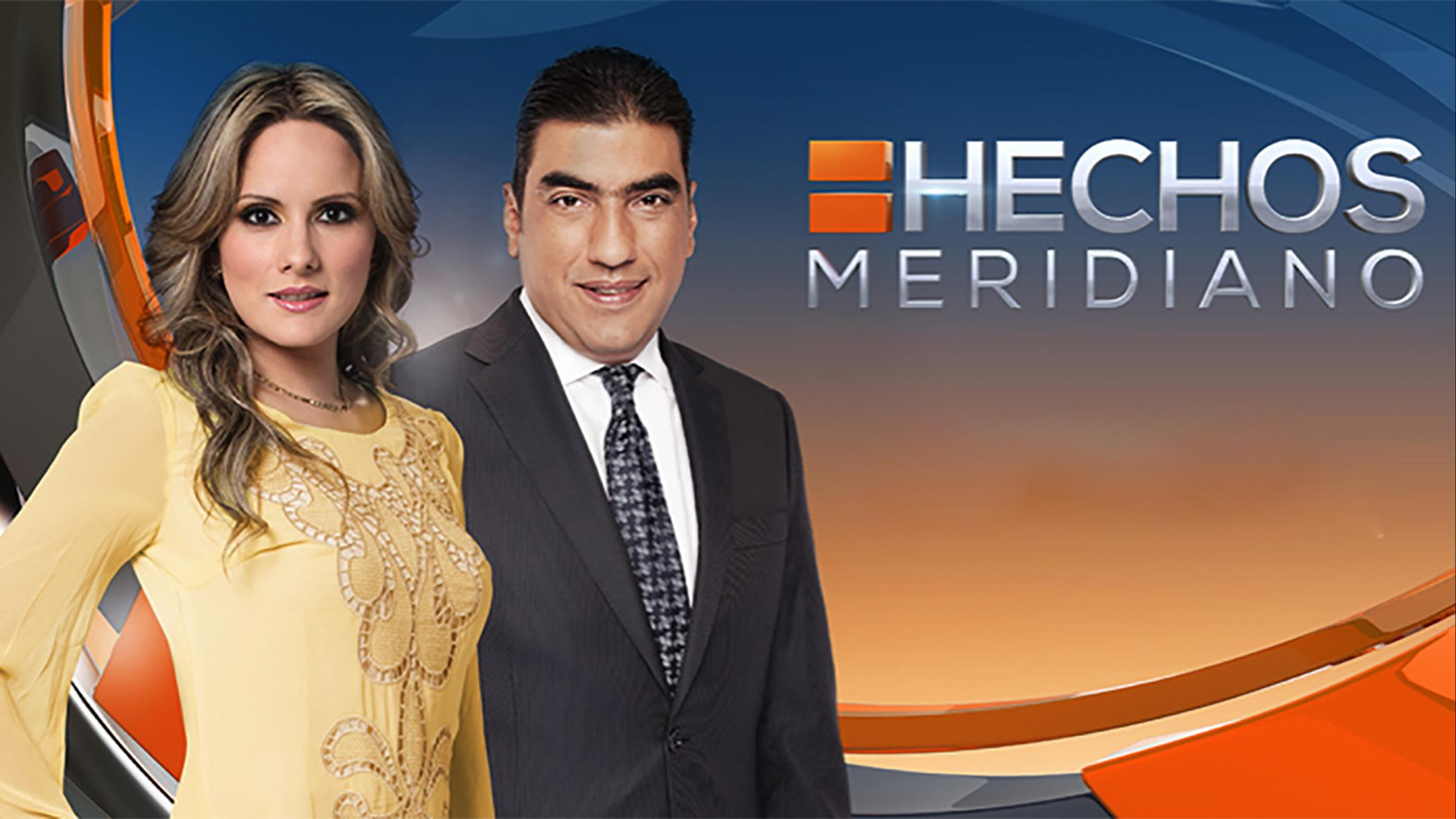 Stream And Watch Hechos Meridiano Online | Sling TV