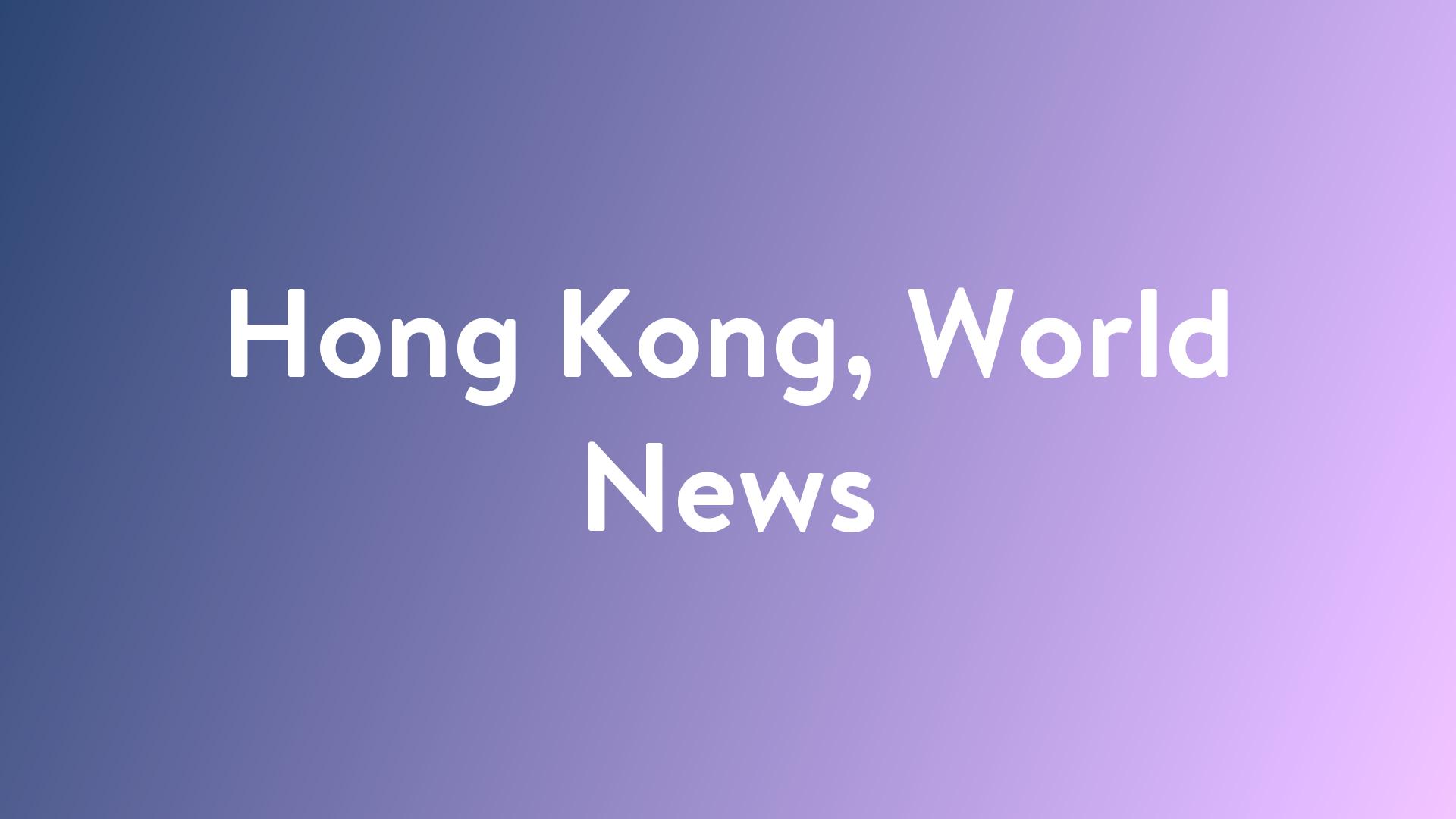 Hong Kong Tv News Channels