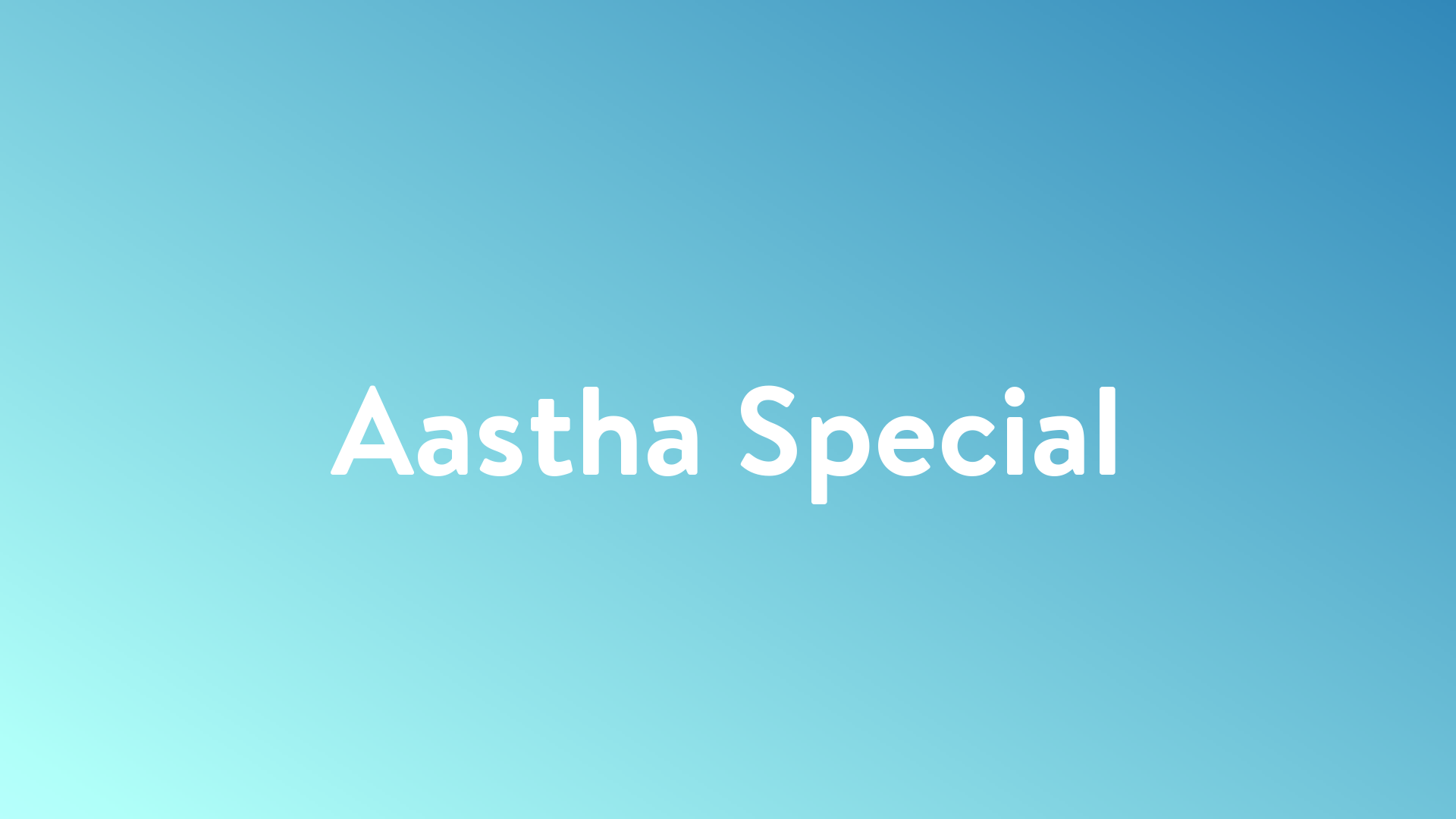 Stream And Watch Aastha TV Online | Sling TV