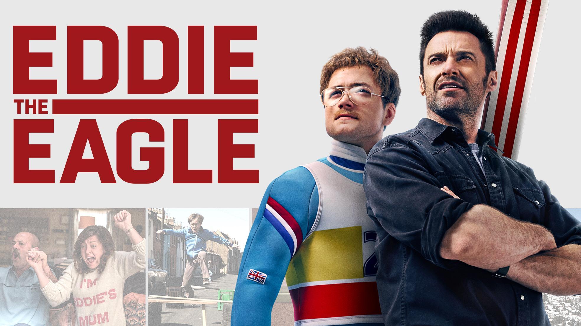 eddie the eagle stream