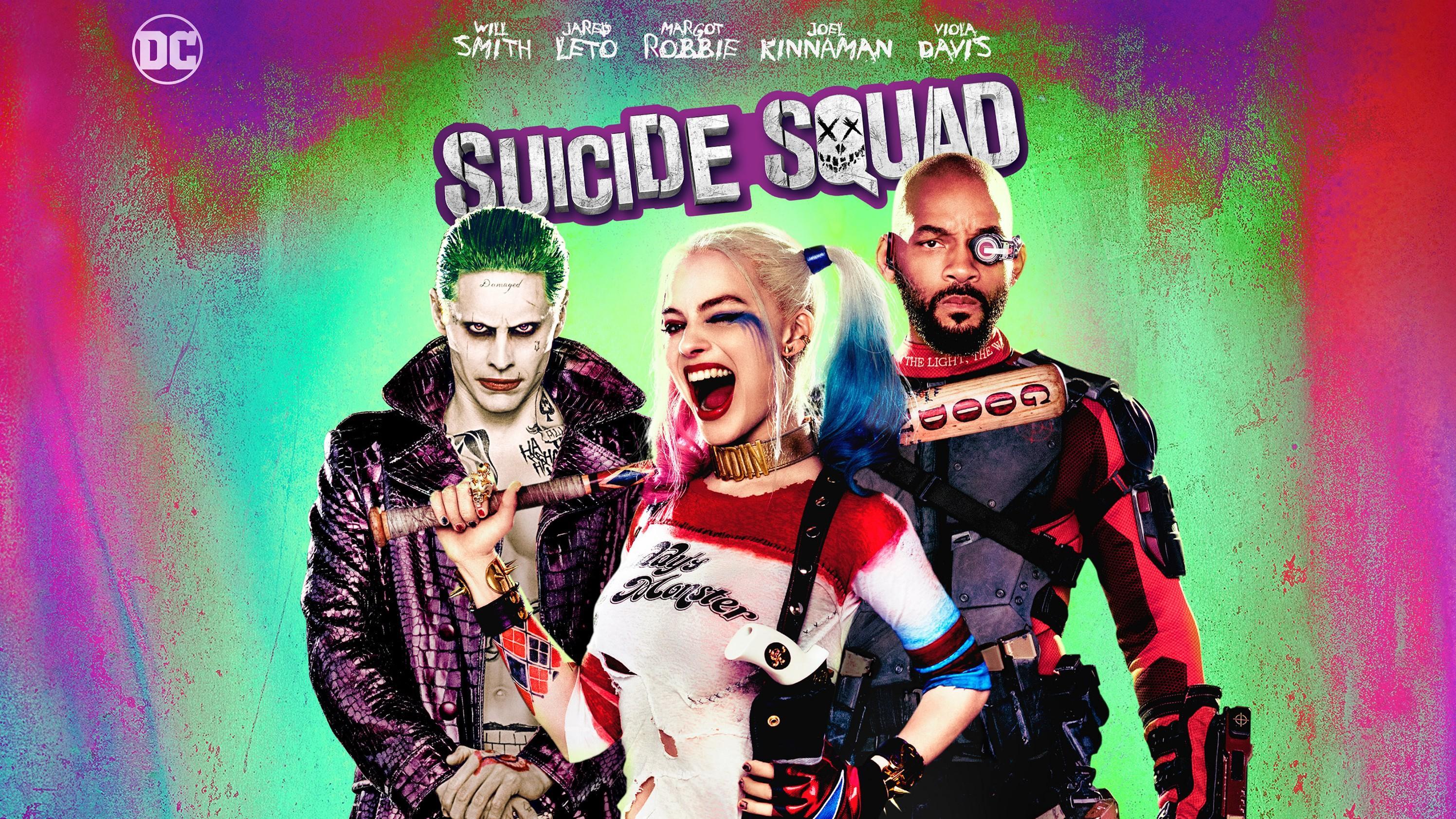 Suicide Squad Online Stream