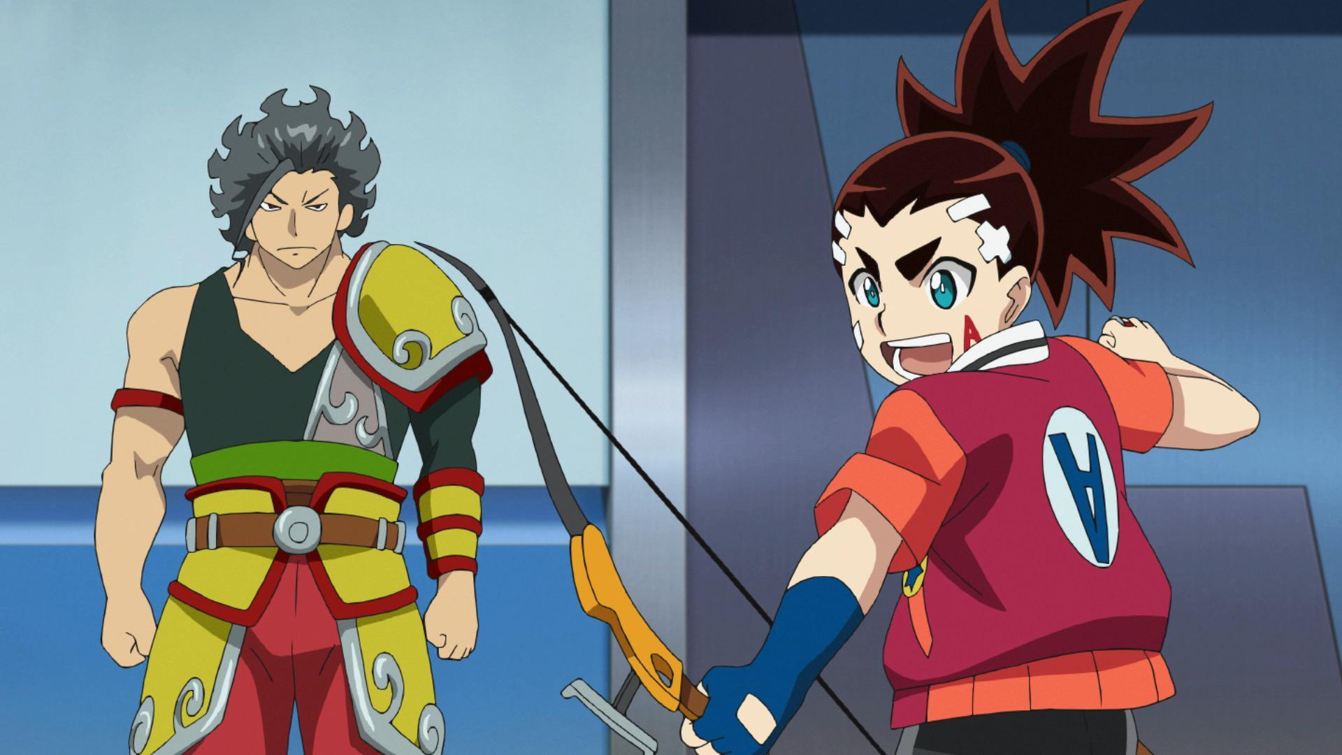 Stream And Watch Beyblade Burst Turbo Online | Sling TV