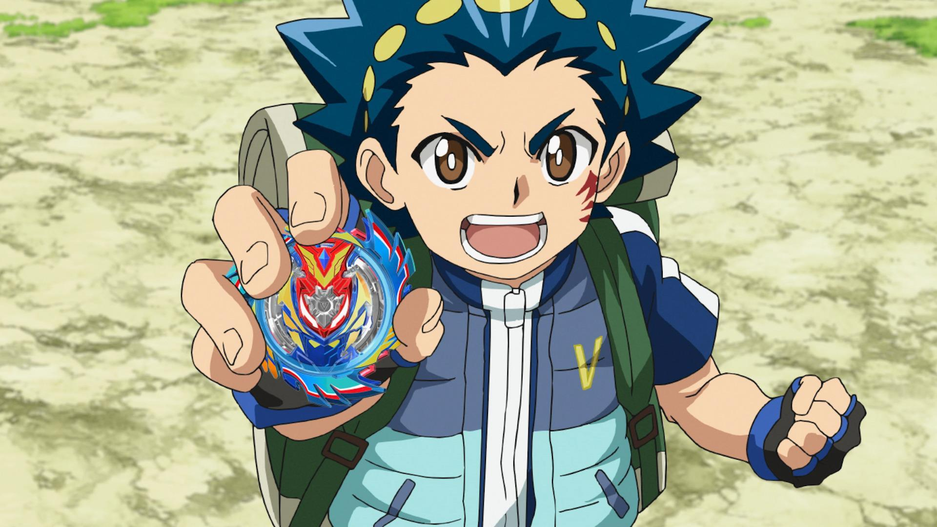 Stream And Watch Beyblade Burst Turbo Online Sling Tv