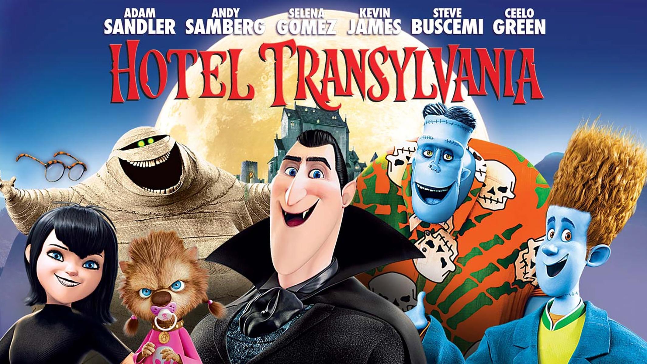 Hotel Transsilvanien Stream