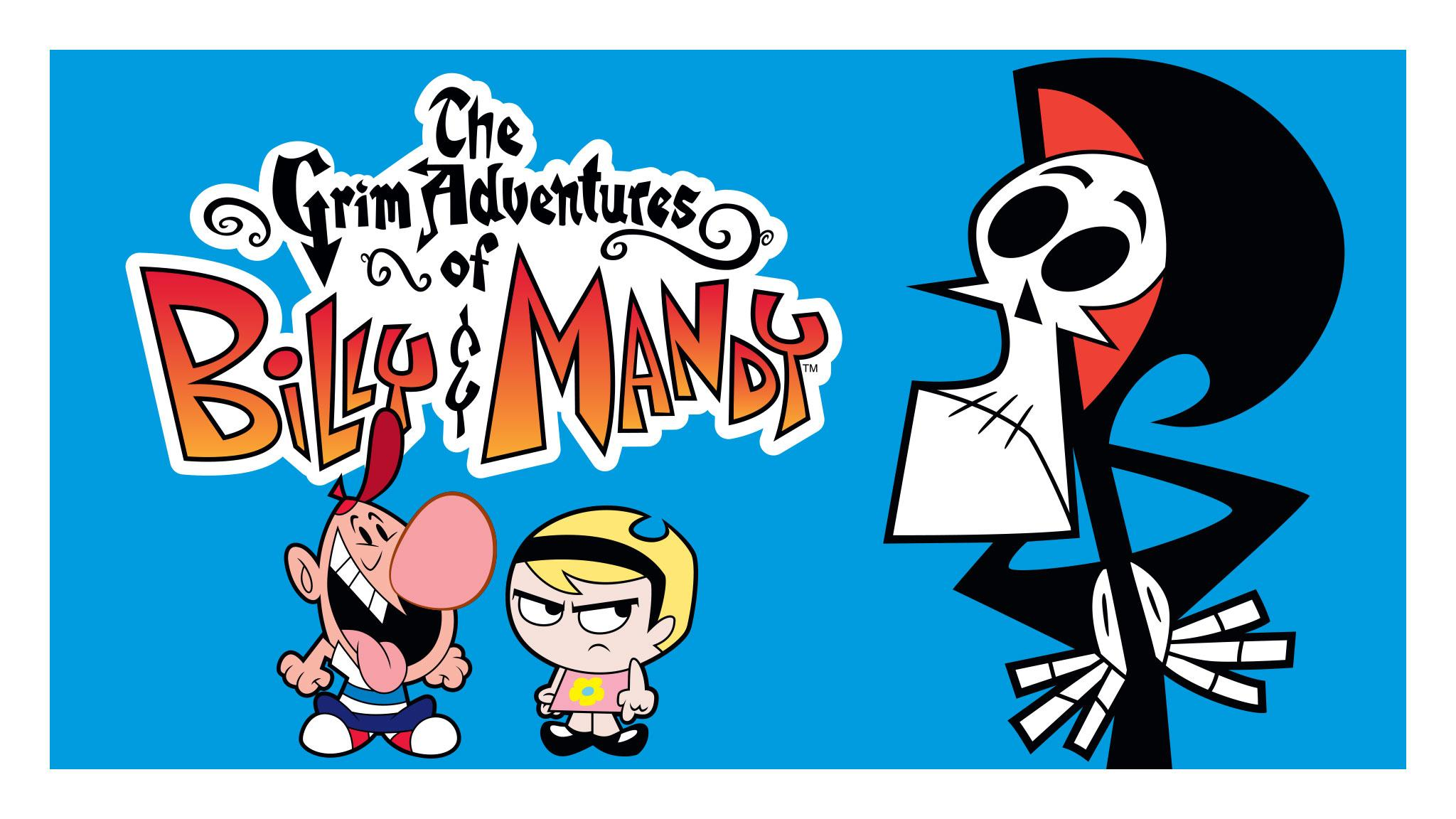 Stream And Watch The Grim Adventures Of Billy Mandy Online